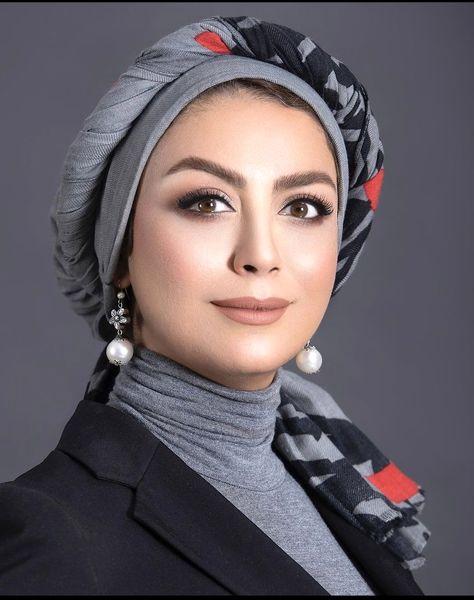 ظاهر مجلسی طوری شبنم فرشادجو + عکس