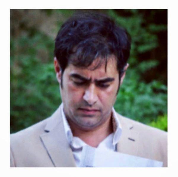 شهاب حسینی چقدر جدیه + عکس