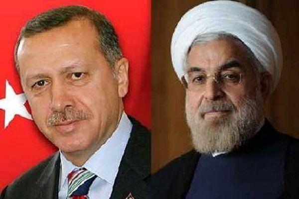 پیام روحانی تسلیم رئیسجمهور ترکیه شد