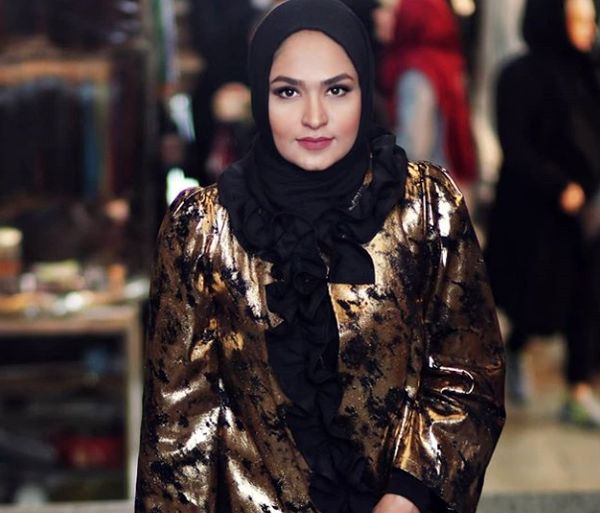 دلتنگی خانم مجری خوش سخن+عکس