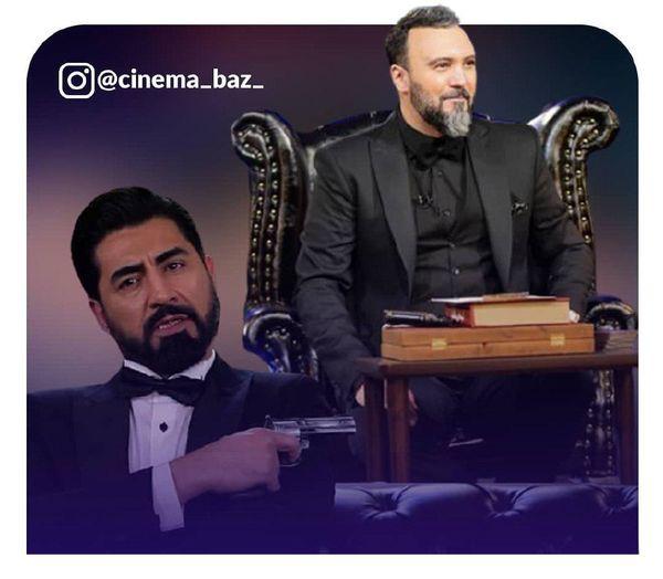 شب های مافیا با کامبیز دیرباز یا محمدرضا علیمردانی؟ + عکس