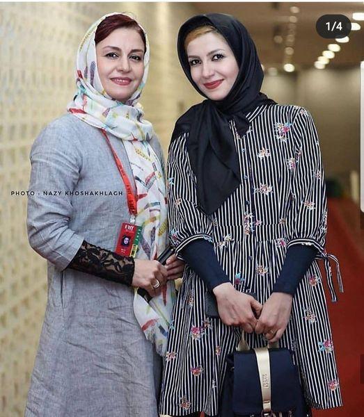 خواهران زارعی در یک قاب + عکس