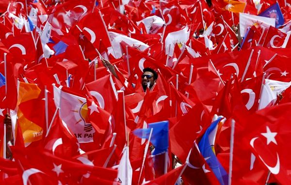 ترکیه تغییر زمان برگزاری انتخابات ریاستجمهوری را بررسی میکند