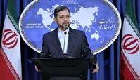 هشدار خطیبزاده به آمریکا درباره شکایت به دیوان بین المللی دادگستری