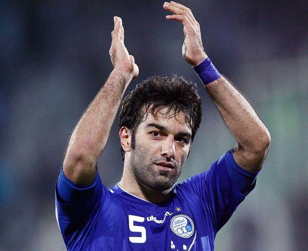 اینستاگرام:: خداحافظی حنیف عمران زاده از فوتبال