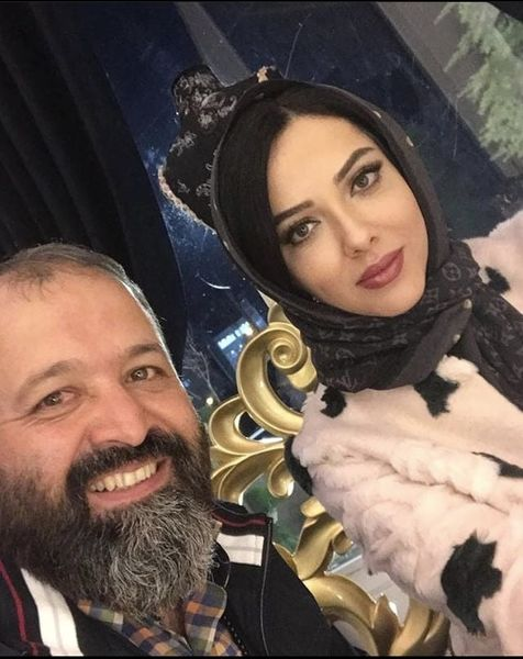 علی صالحی و لیلا بلوکات در کنار هم + عکس