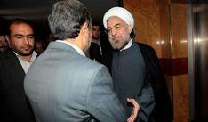 احمدی نژاد در نقش ضربه گیر روحانی