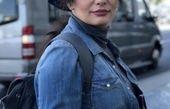 استایل اروپایی لیندا کیانی در خارج + عکس
