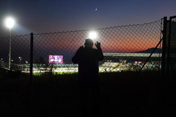 تقلید انگلیسی ها از هواداران نساجی در خاک کرواسی+ عکس