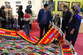 نمایشگاه سراسری صنایع دستی کشور در شیراز