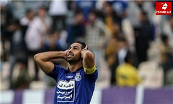 کاپیتان، دومین بازی با الهلال را هم از دست داد
