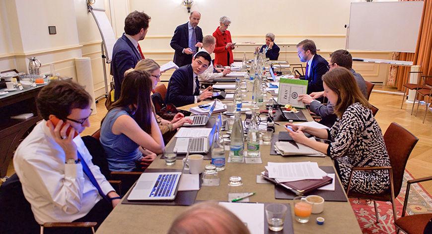 وندی شرمن مذاکرات هسته ای (2)