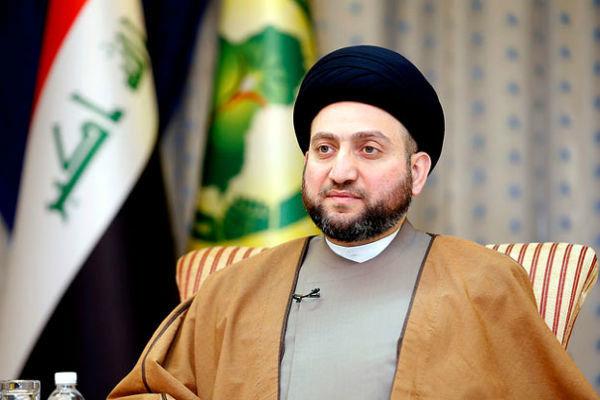 تاکید رهبر جریان حکمت ملی عراق بر لزوم رفع شکافهای امنیتی