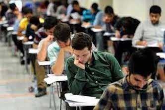 وضعیت داوطلبان کرونایی در جلسات آزمونها