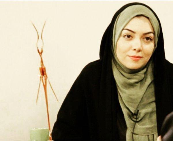 ابراز نگرانی آزاده نامداری در مورد ایران