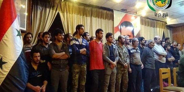 آزادی 62 بازداشتی به جرم اقدام مسلحانه در جنگ سوریه