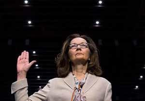 انتصاب «جینا هاسپل» در سمت رئیس سیا، خطری برای مردم آمریکا محسوب میشود