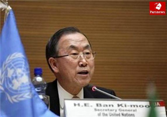 هشدار بانکیمون درباره احتمال بروز جنگ در شبهجزیره کره