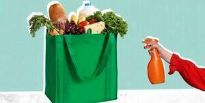ضدعفونیکردن بستههای خرید چقدر ضروری است؟
