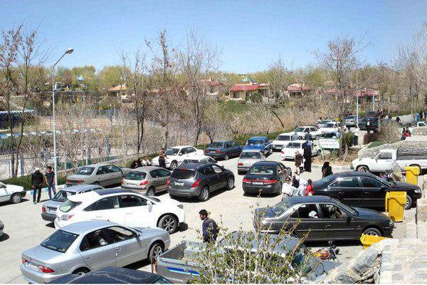 آخرین وضعیت پارکینگهای مرزهای اربعین