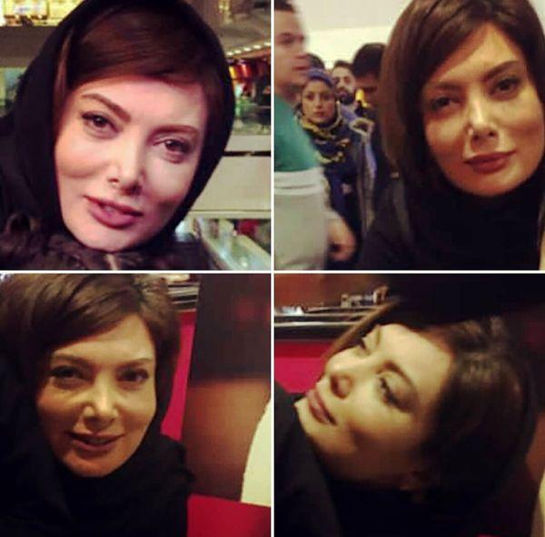 خانم بازیگر صفحه شخصی خود را بروز کرد + عکس