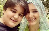 عشق زندگی نوید محمدزاده و دوستش + عکس