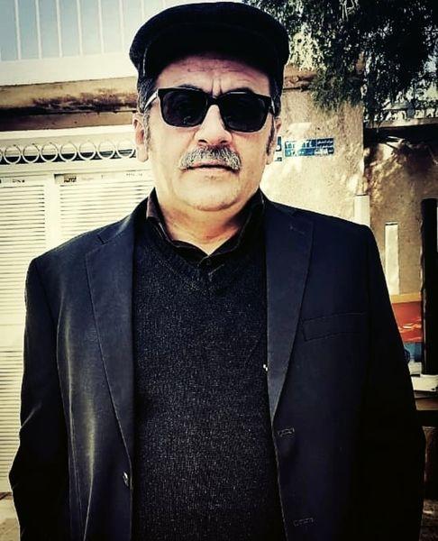 گریم سن بالایی شهرام عبدلی + عکس