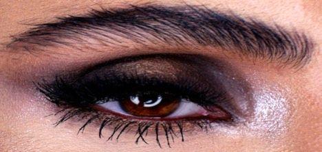 منظور از آرایش چشم اسموکی چیست؟
