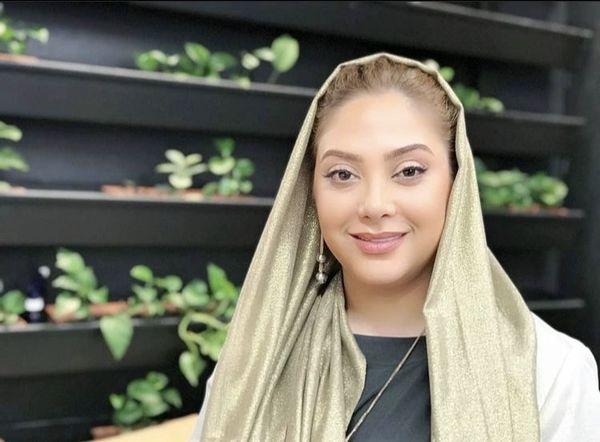 ظاهر ساده مریم سلطانی + عکس