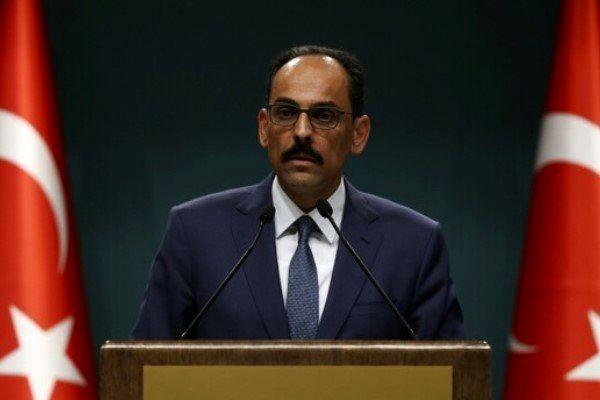 کالین: اسرائیل نمیتواند بر سیاست اشغالگرانه خود سرپوش بگذارد