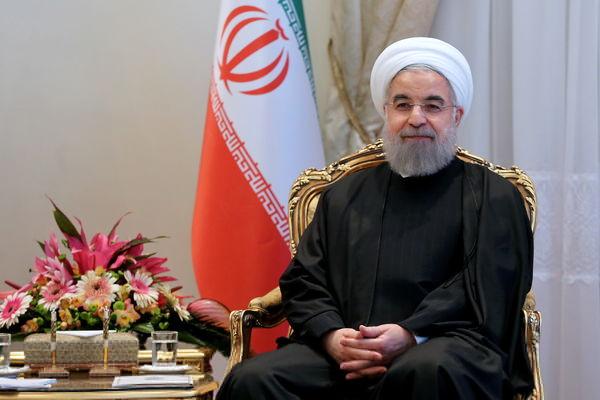 پیام تبریک «روحانی» به رئیس جمهور جدید پاکستان