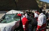 ۲ نفر کشته در تصادف جاده کندوان