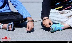 دستگیری سارقان مسافر نما و خودروهای شخصی