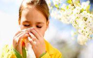 درمان آبریزش چشم در فصل بهار