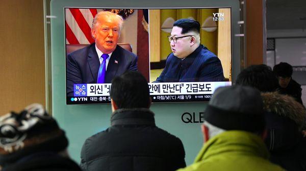 کاخ سفید به امکان دیدار ترامپ و کیم امیدوار است