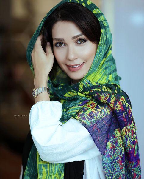 تیپ رنگی شهرزاد کمال زاده + عکس