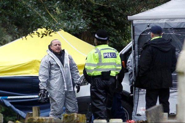 درخواست انگلیس از روسیه برای تحویل مظنونان در حمله با عامل اعصاب