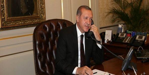 اردوغان با خانواده خاشقچی تماس گرفت