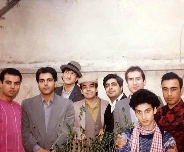 عکس جوانی بازیگران طنز معروف
