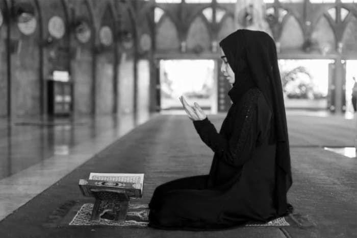 لباس مشکی در اسلام