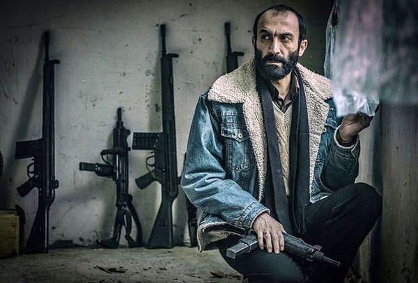 اسلحه های خفن هادی حجازی فر + عکس