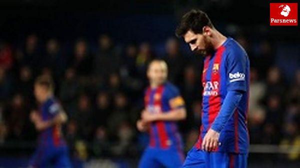 چهار دلیل برای اُفت بارسلونا