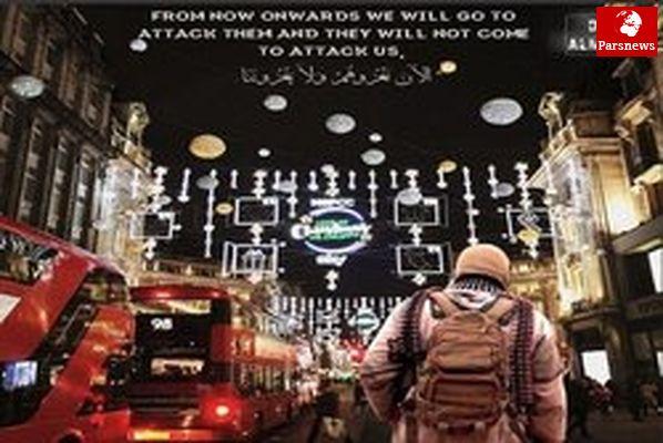 تهدید داعش در آستانه سال نو میلادی