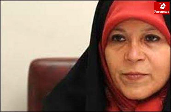 فائزه هاشمی از زندان اوین آزاد شد