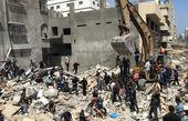 وحشیانهترین ساعات برای مردم غزه با 100 حمله خشونت بار به باریکه