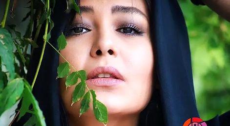 چهره جدید سانیا سالاری بازیگر سریال دلدادگان + عکس