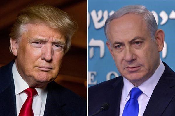 دستان نتانیاهو و ترامپ به خون آغشته است