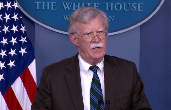 بولتون: کنترل سلاح و خاورمیانه موضوع دیدار ترامپ-پوتین است