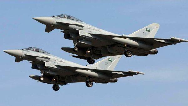 حملات هوایی ائتلاف متجاوز سعودی به یمن