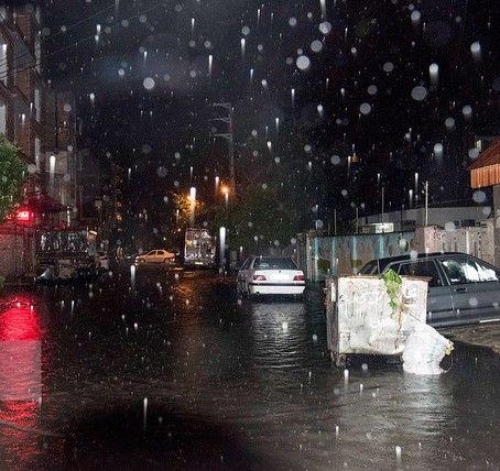 جمعه سامانه بارشی جدید وارد کشور میشود